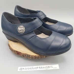 PROPET Antonia Mary Jane Leather Comfort Shoes